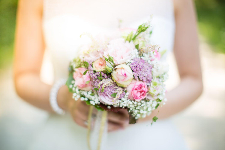 Hochzeitsfotograf Karlsruhe Bridal Bouquet
