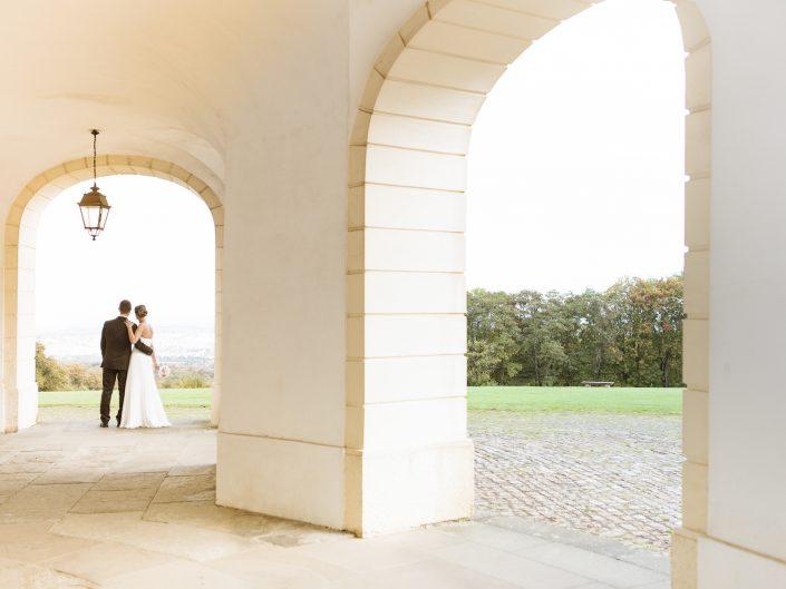 Hochzeitsfotos Stuttgart Schloss Solitude
