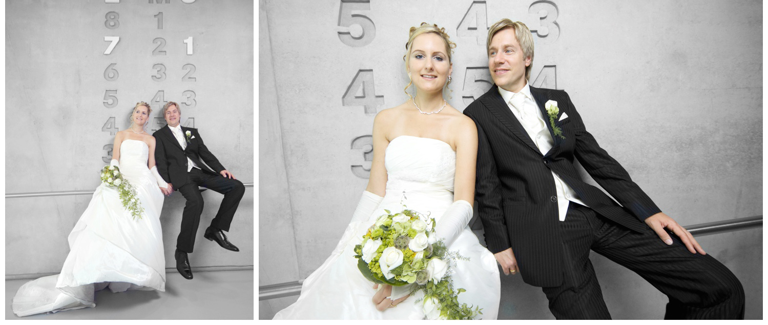 Hochzeitsfoto Andrea und Armin