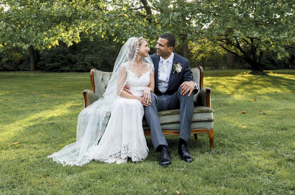 Hochzeit Hofgut von Hünersdorff Saskia + Felix