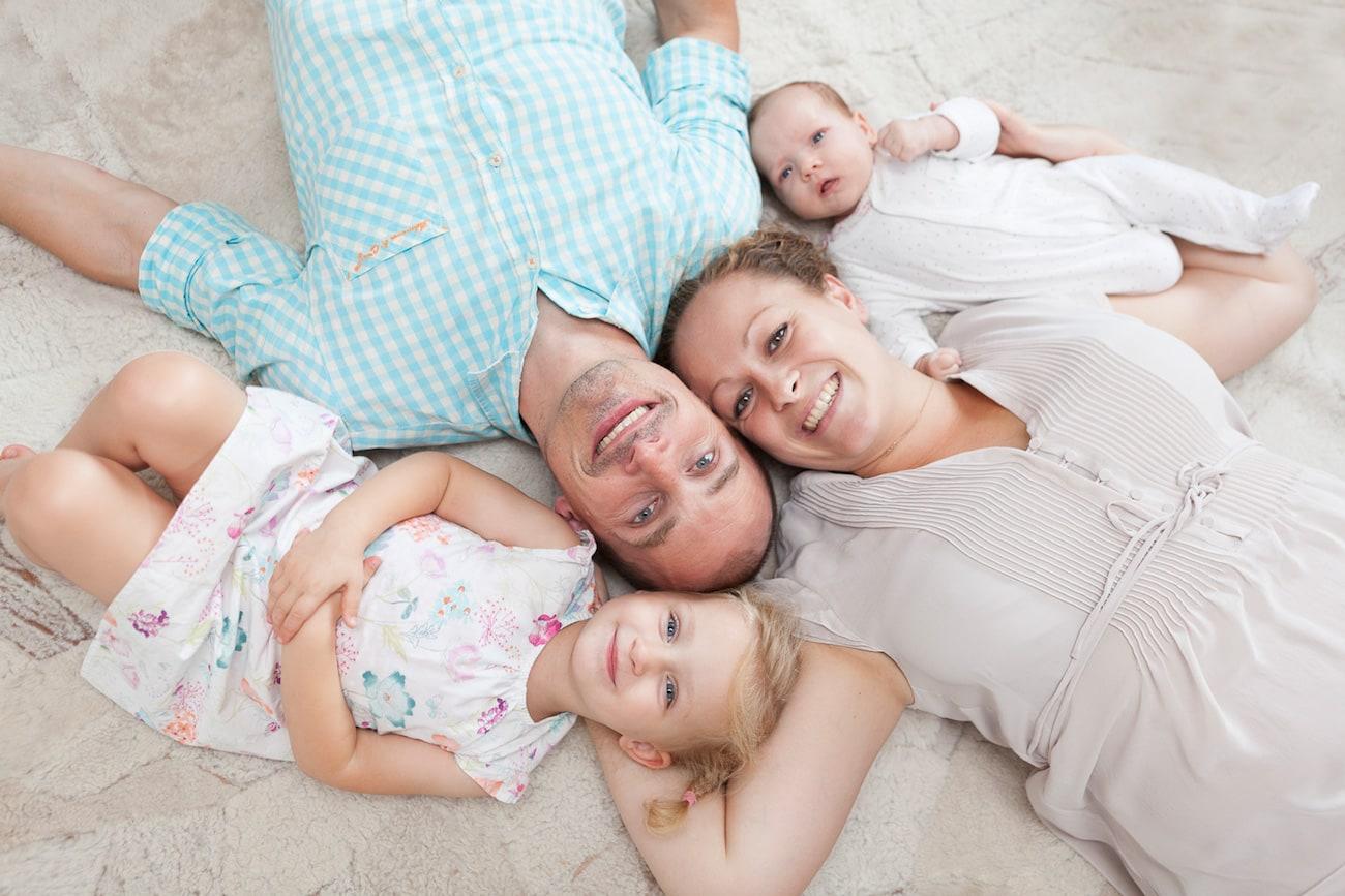Familienfotos Stuttgart | Individuelle Familienfotos