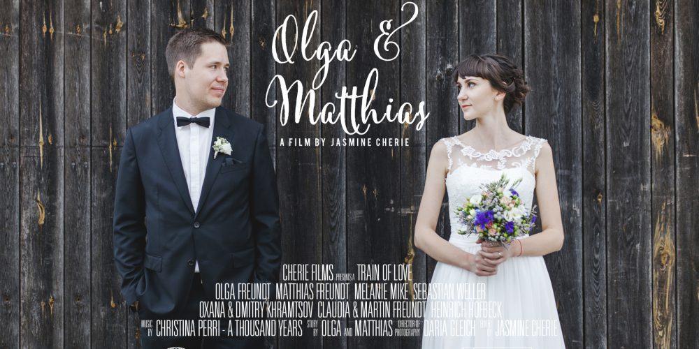 Hochzeitsvideo Nürnberg Olga und Matthias