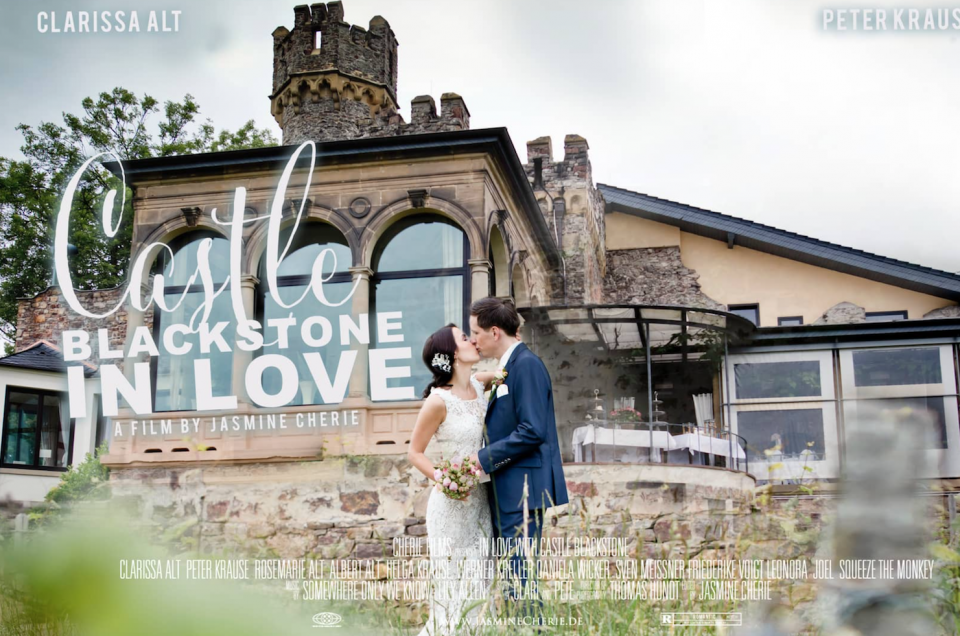 Hochzeit auf Burg Schwarzenstein Clarissa und Pete