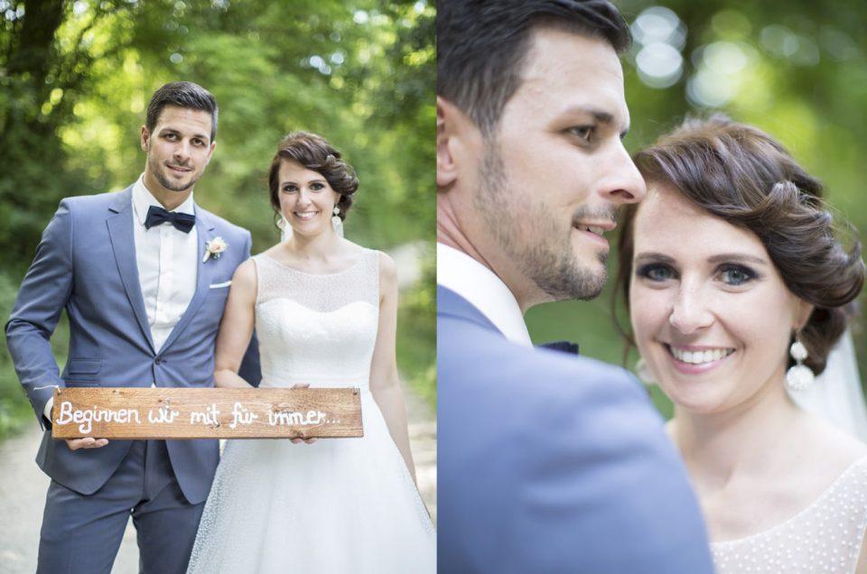 Hochzeitsfotograf Kirchheim | Hochzeitsreportage Ann + Nico