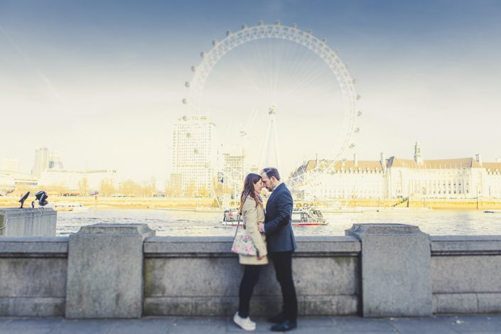 Engagement Session Couple Shoot London