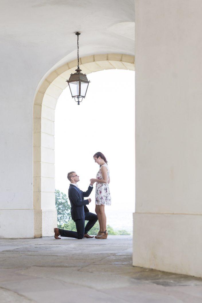 Engagement Shooting Schloss Solitude