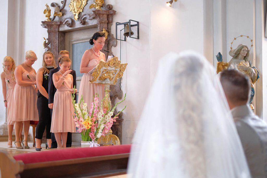 Trauung Hochzeit Neuburg Donau St.Peter
