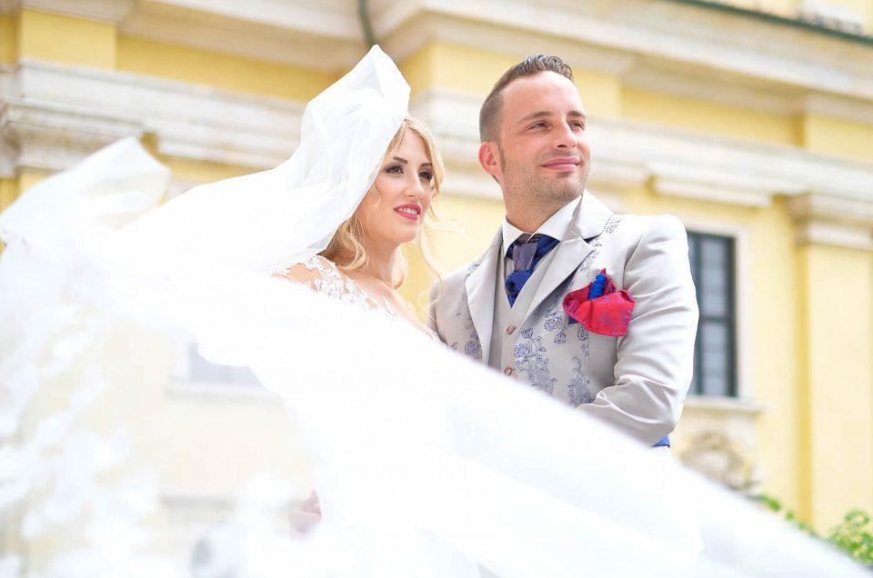 Hochzeit Arco Schlösschen Neuburg | Hochzeitsfotografie und -film