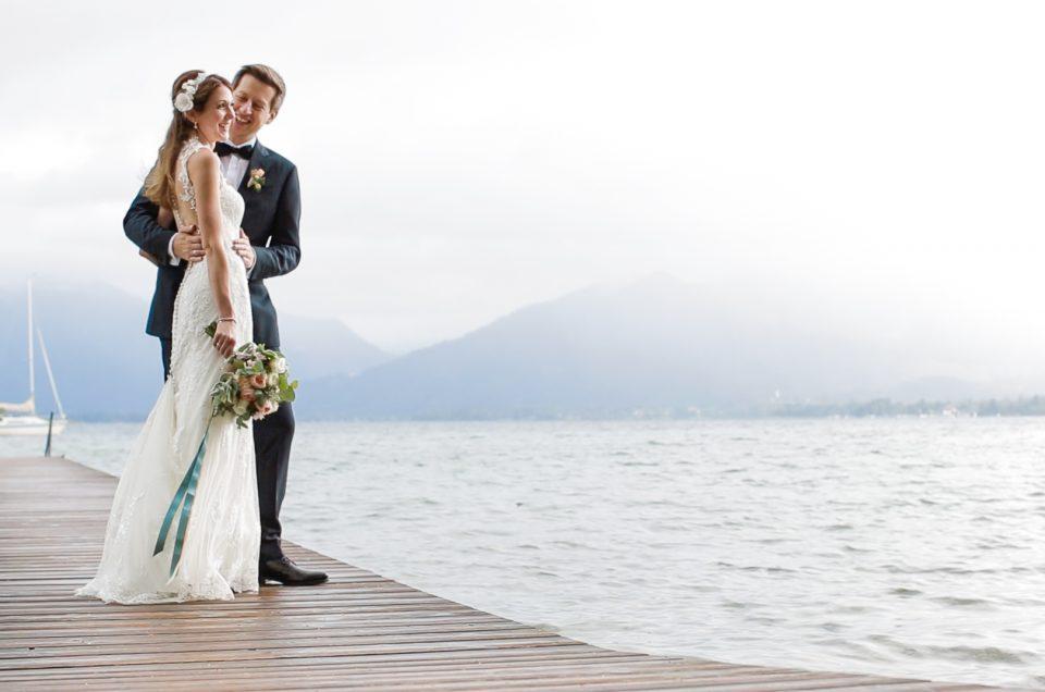 Hochzeit Gut Kaltenbrunn Tegernsee – Simone und Pit