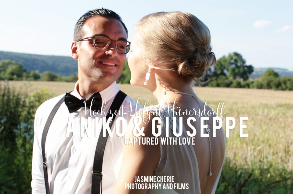 Hochzeit Hofgut Hünersdorff | Hochzeitsfotograf Jasmine Chérie