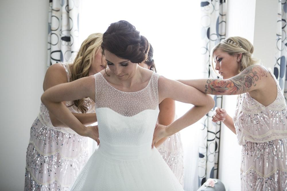 Hochzeitsfotograf Kirchheim Stuttgart Brautkleid
