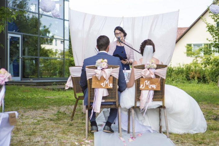 Hochzeitsfotograf Kirchheim Stuttgart Trauung