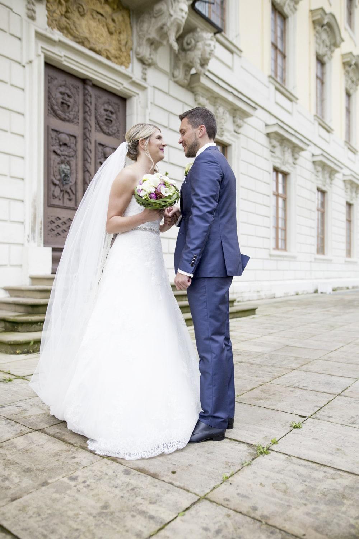hochzeitsfotograf Ludwigsburg Hochzeitsfotos Schloss Ludwigsburg First Look