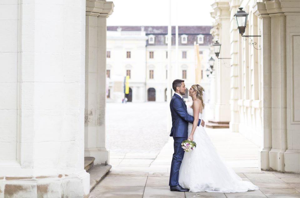 Hochzeitsfotograf Ludwigsburg | Hochzeit Schloss Ludwigsburg