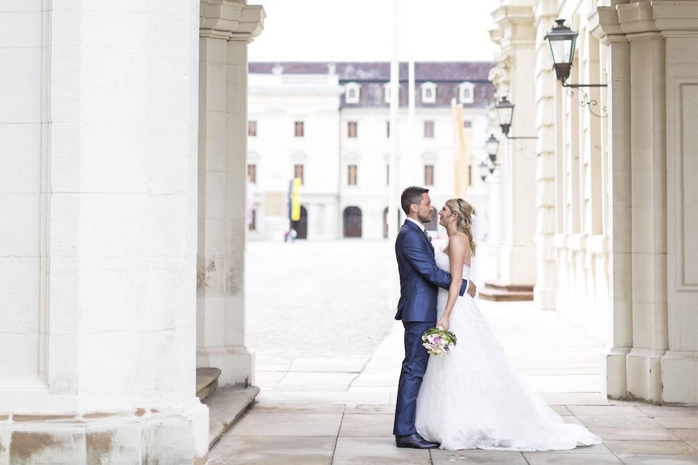 Hochzeitsfotograf Schloss Ludwigsburg Schloss