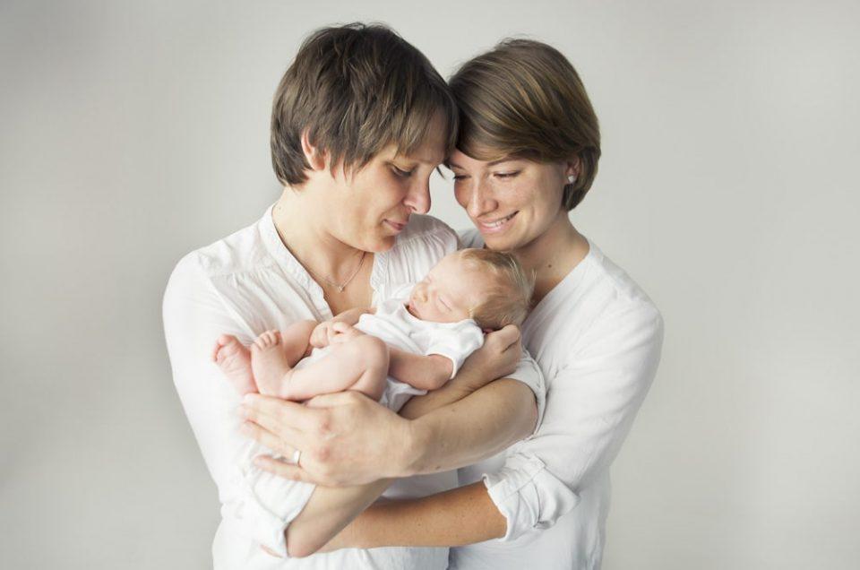 Neugeborenenfotos Stuttgart | Hannes 11 Tage alt