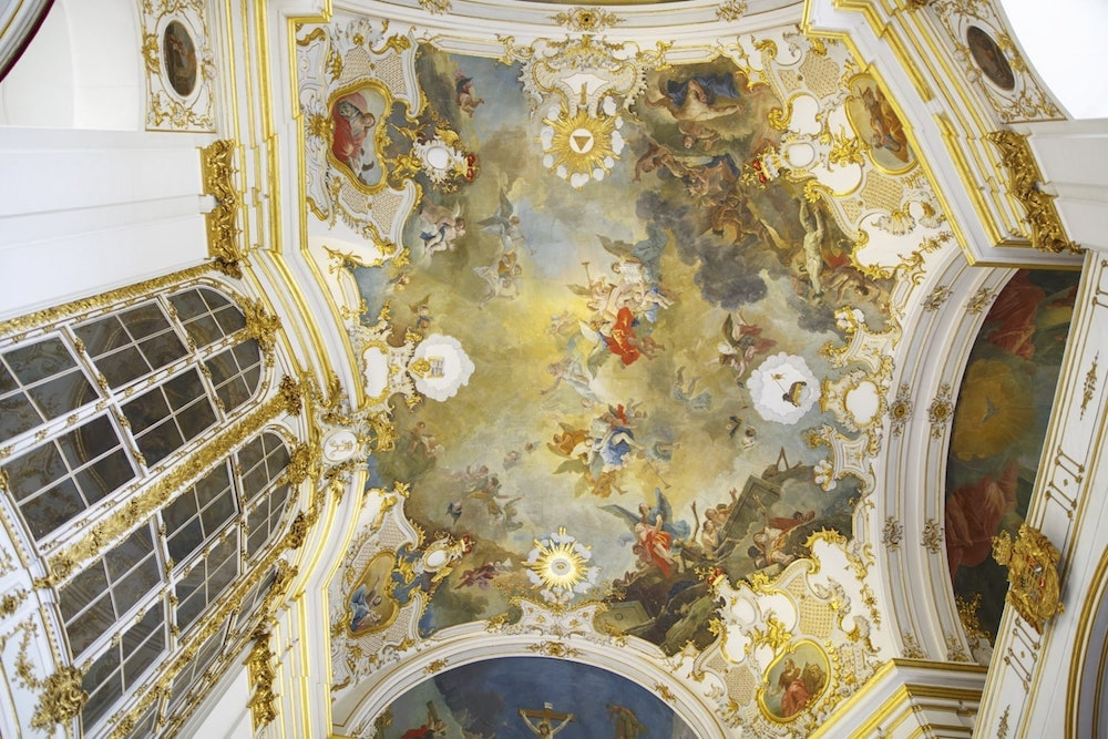 Ordenskapelle Schloss Ludwigsburg