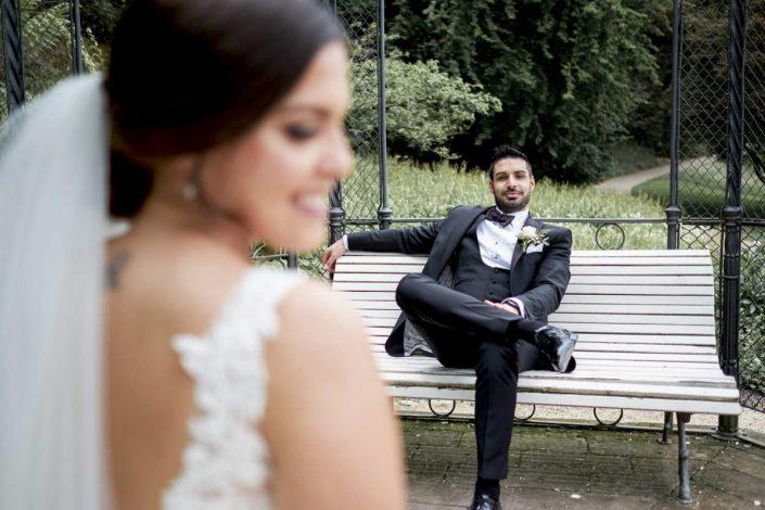 Hochzeitsfotograf Karlsruhe Baden-Baden Kurpark