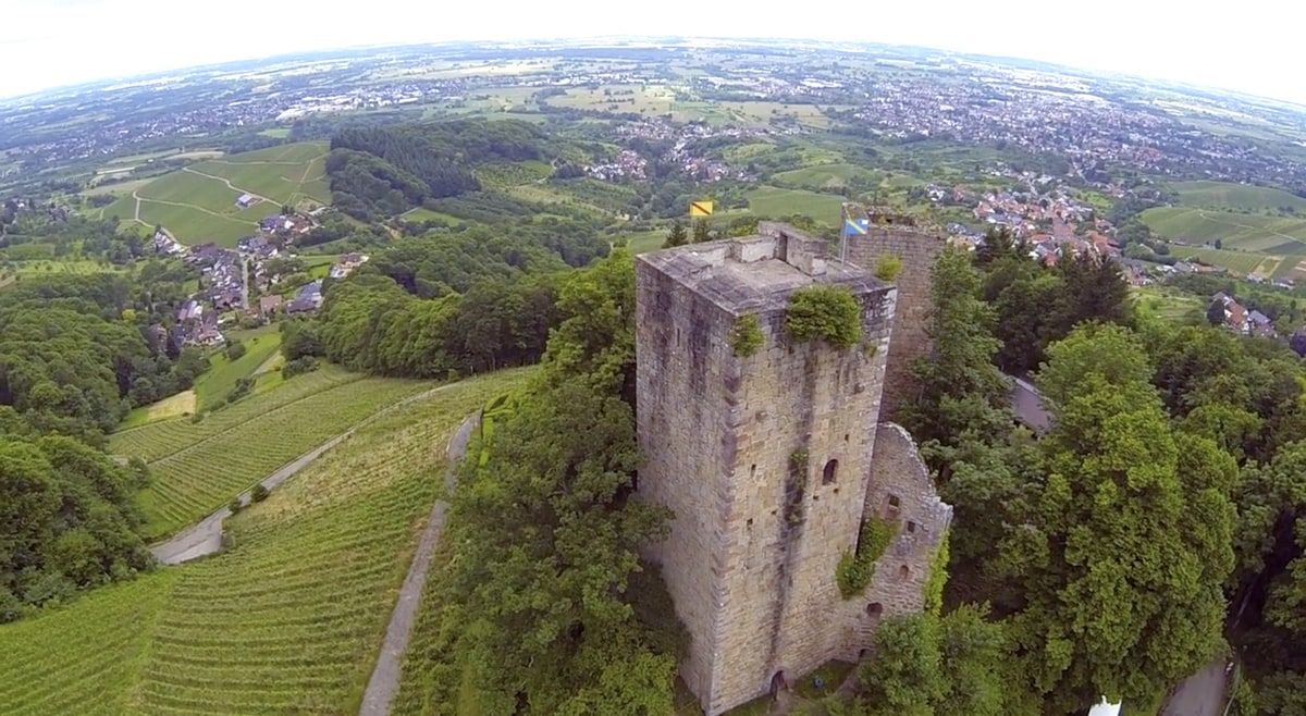 Hochzeit Burg Windeck Bühl