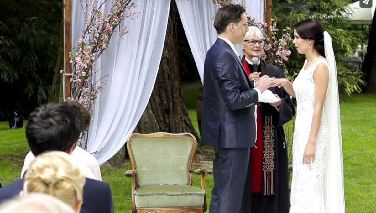 Hochzeitsfotograf Burg Schwarzenstein Geisenheim Trauung