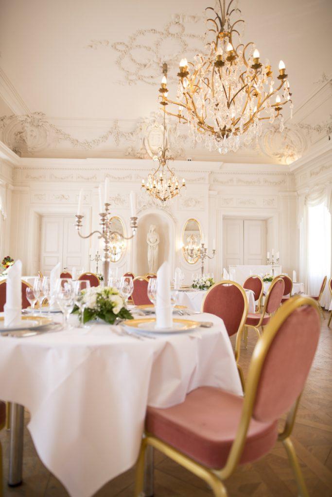 Hochzeit Schloss Solitude