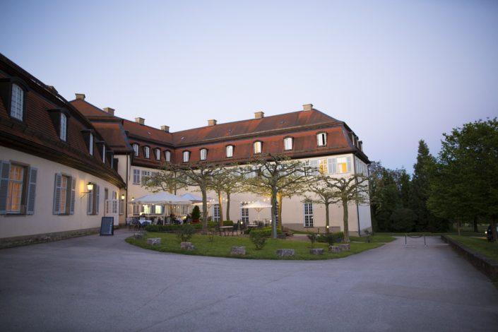 Restaurant Schloss Solitude Hochzeit