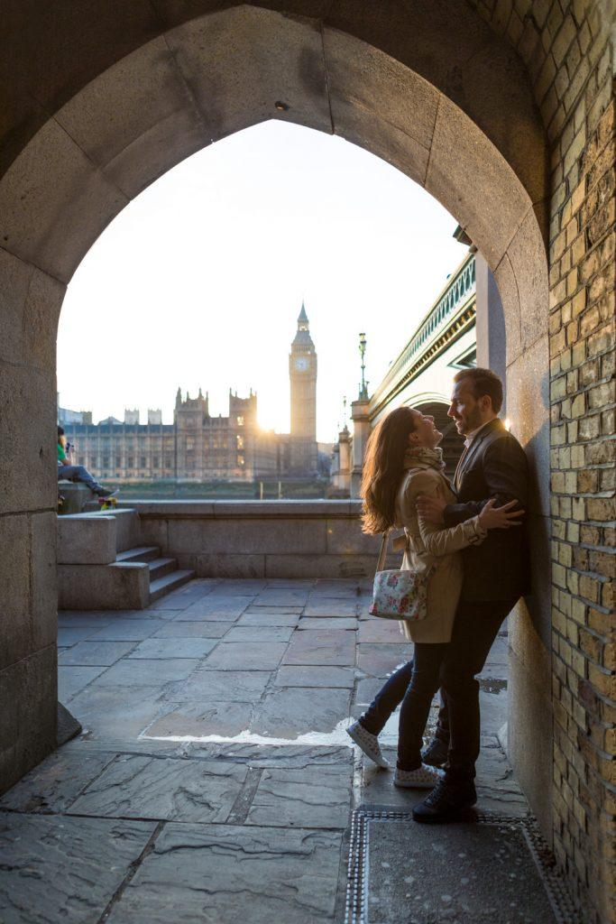 Engagement Shooting London Couple Shooting London
