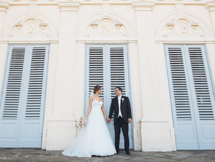 Hochzeit Schloss Solitude Carolin Sören