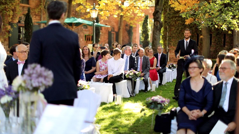 Hochzeit Hofgut von Hünersdorff Eheringe