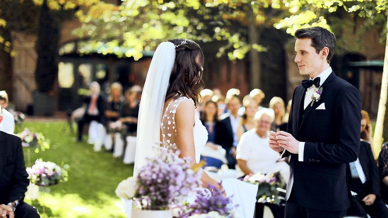 Hochzeit Hofgut von Hünersdorff Ringe