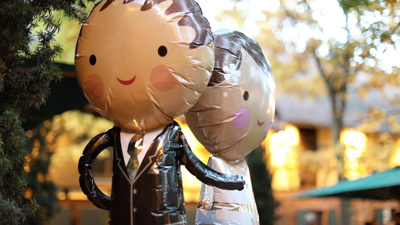 Hochzeit Hofgut von Hünersdorff Balloons