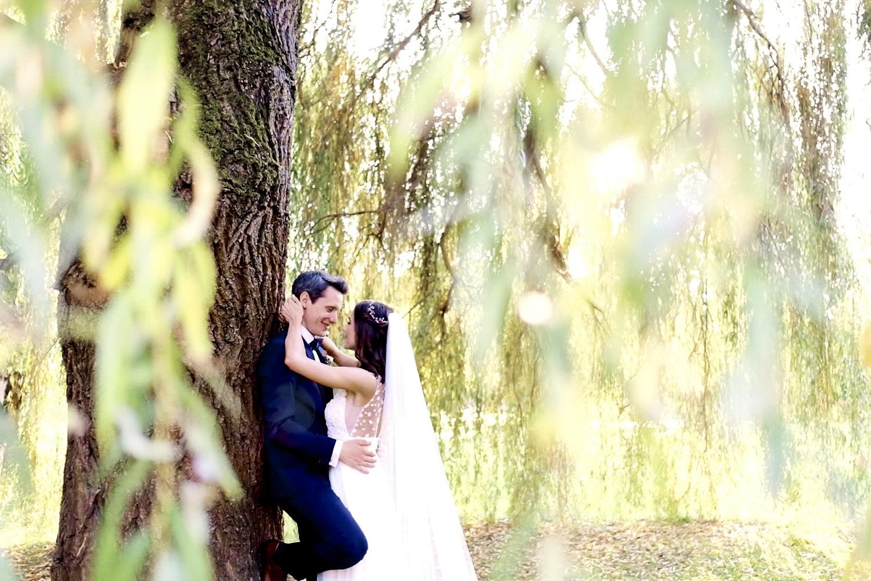 Hochzeitsfotograf Hofgut von Hünersdorff Paarshooting
