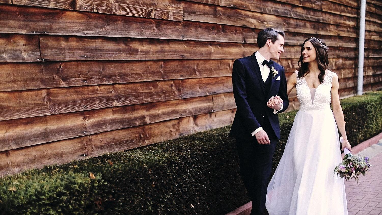 Hochzeitsfotograf Hofgut von Hünersdorff Rustikalen