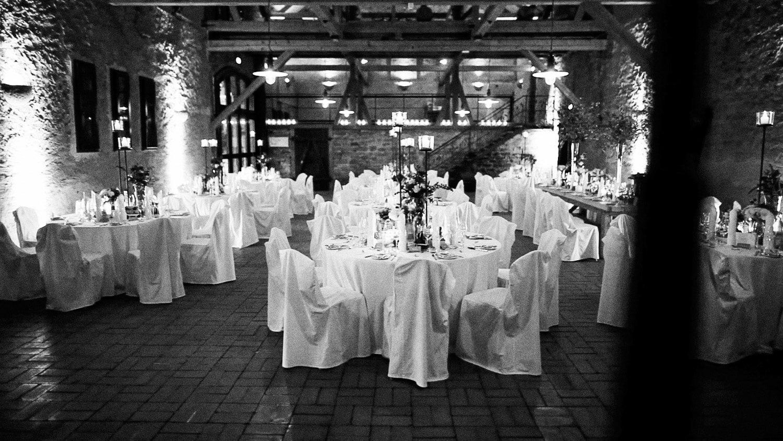 Hochzeit Hofgut von Hünersdorff Feier