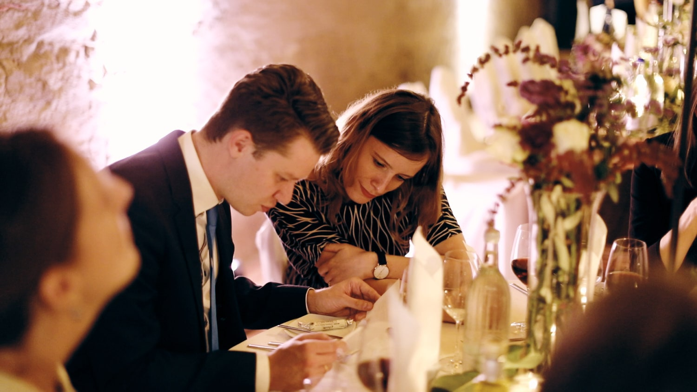 Hochzeit Hofgut von Hünersdorff Hochzeitsgäste