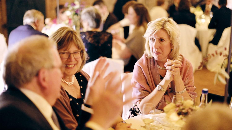 Hochzeit Hofgut von Hünersdorff Freunde