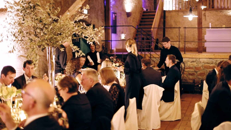 Hochzeit Hofgut von Hünersdorff Essen
