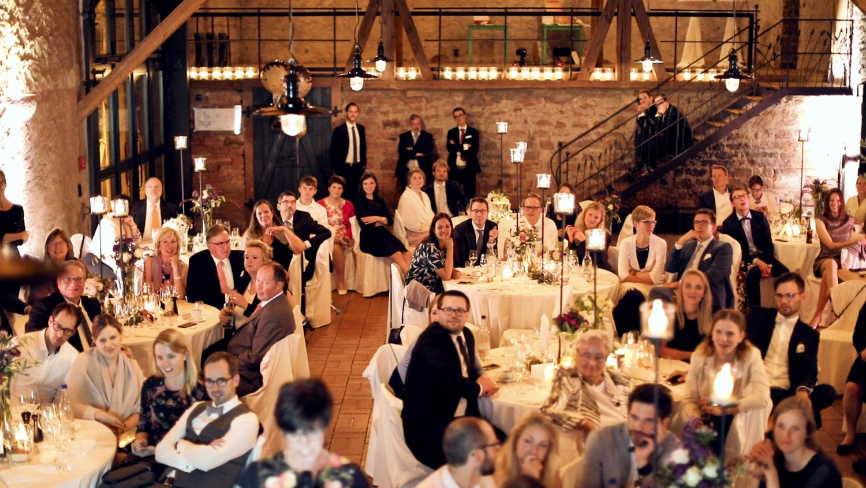 Hochzeit Hofgut von Hünersdorff Hochzeitsgesellschaft