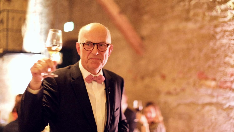 Hochzeit Hofgut von Hünersdorff Brautvater