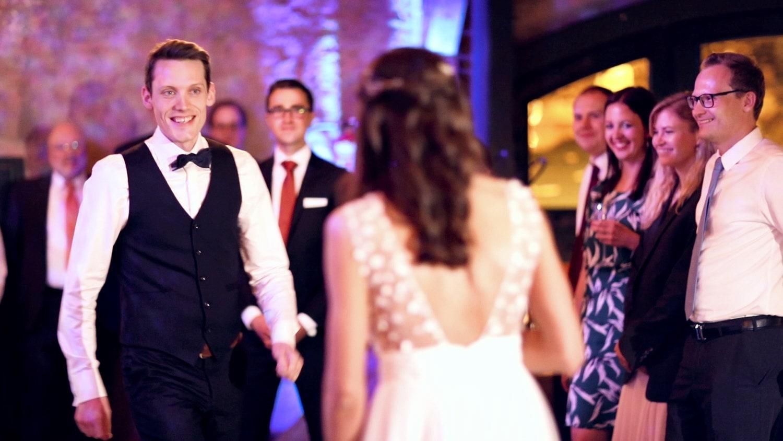 Hochzeit Hofgut von Hünersdorff Hochzeitstanz