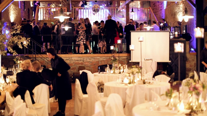 Hünersdorff party Hochzeit
