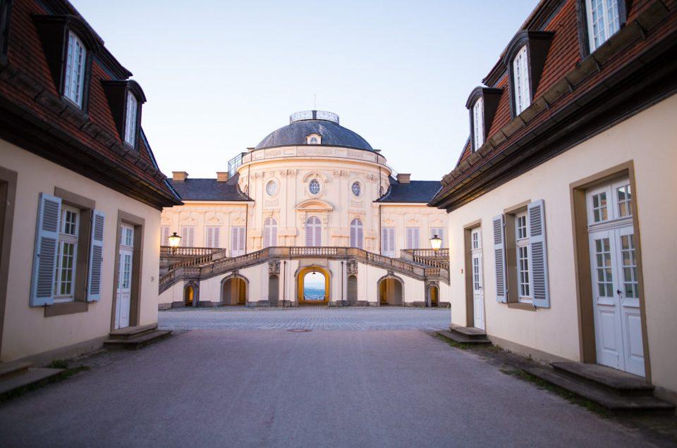 Heiraten auf Schloss Solitude