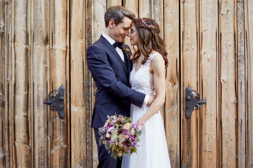 Hochzeit Hofgut von Hünersdorff von Magdalena + Felix