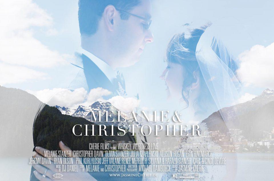 Hochzeit Waldhotel St. Moritz, Schweiz – Melanie & Christopher