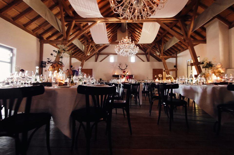 Hochzeit auf der Maisenburg in Hayingen