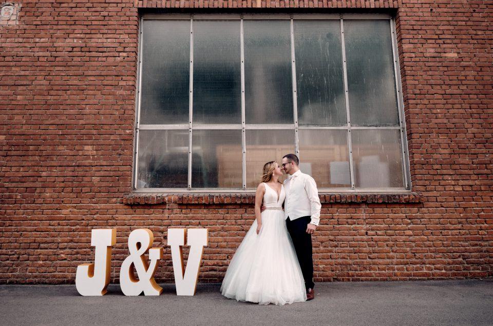 Hochzeit Goldbergwerk Fellbach | Jennifer + Vincenzo