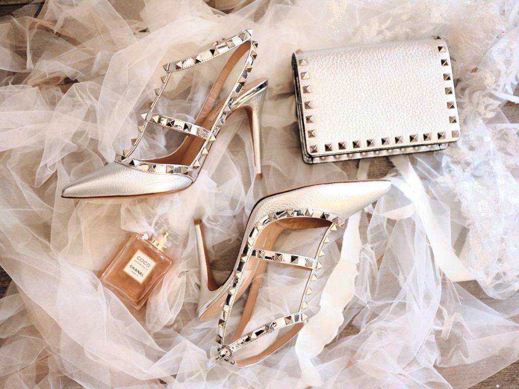 Brautschuhe von Valentino