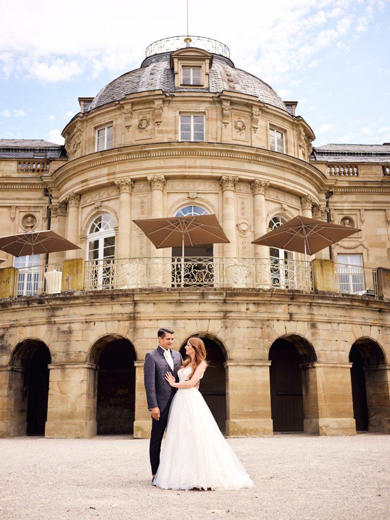 Marrymag Schlosshochzeit Von Love In Frames Schloss Monrepos