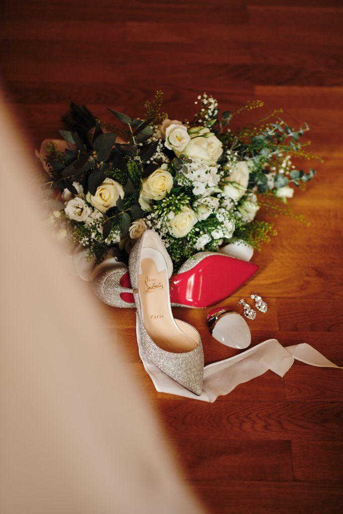 Brautschuhe der Traum