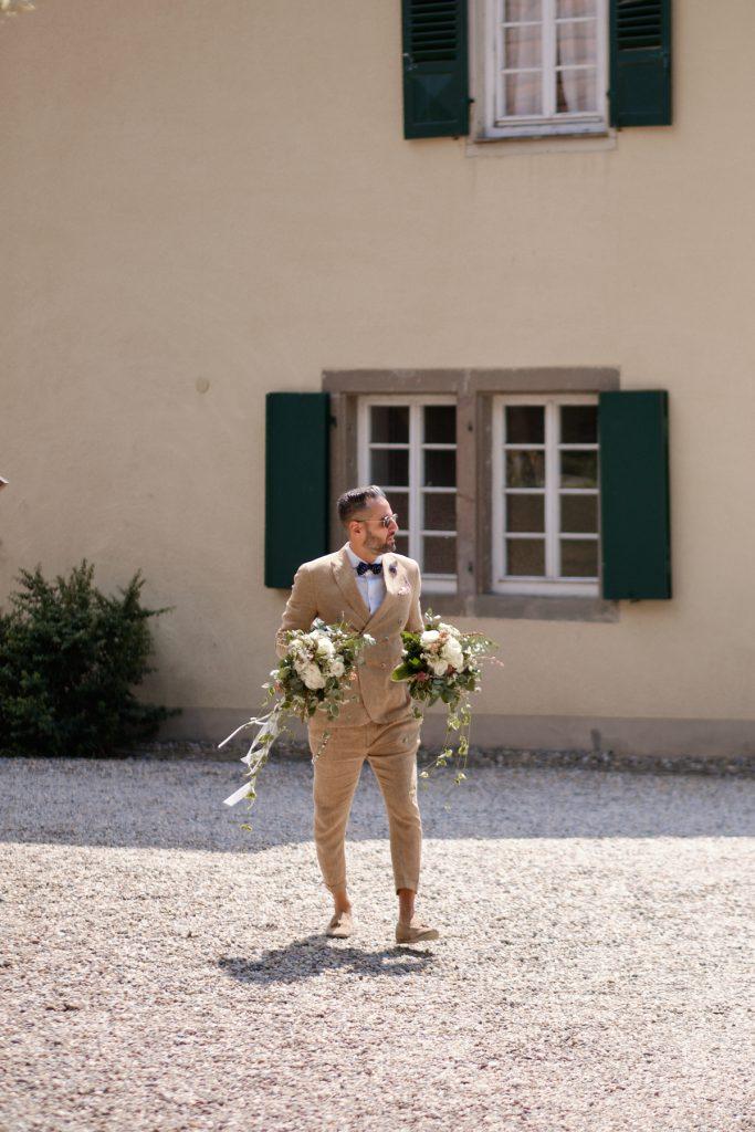 Brautstrauß Hochzeit Steinbachhof